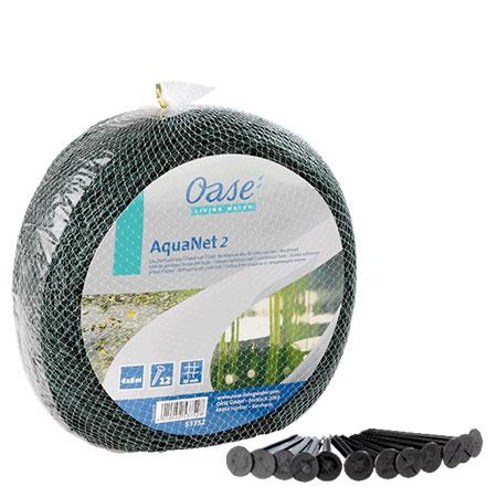 Oase AquaNet 4 x 8 meter - vijverafdeknet