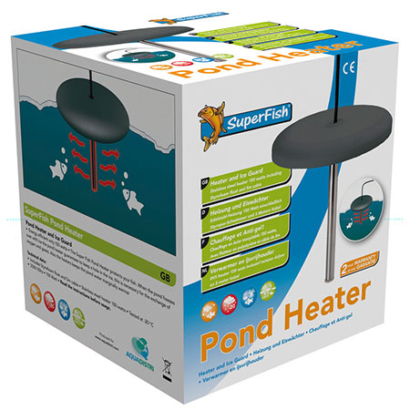 SuperFish Pond Heater 150 Watt Vijververwarmer