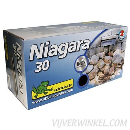 Ubbink Niagara RVS waterval 30