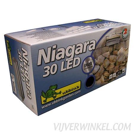 Ubbink Niagara RVS waterval 30 LED