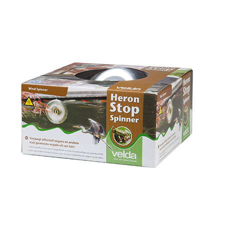 Velda Heron Stop spinner reiger verjagen