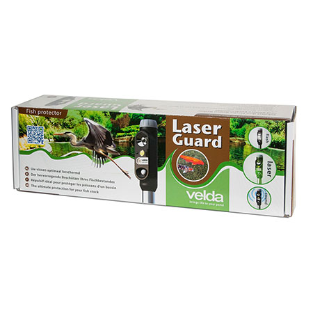 Velda Laser Guard reigerverschikker