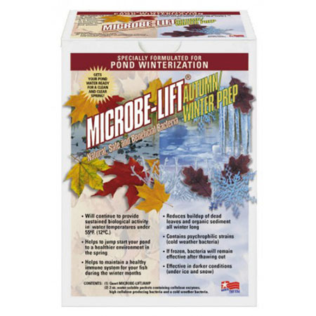 Microbe-Lift Autumn Winter Prep bacteriën 1L