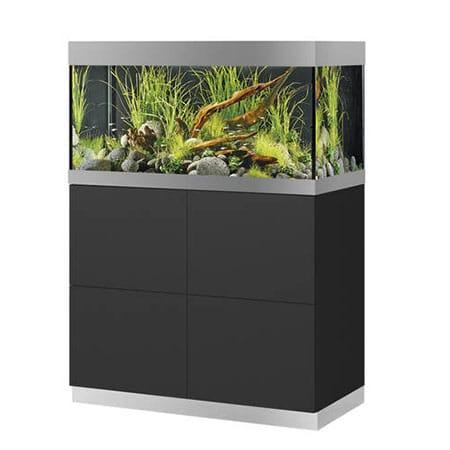 Oase HighLine 200 aquarium met meubel antraciet