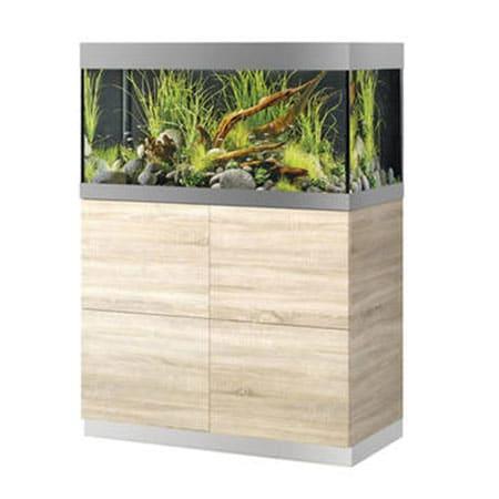 Oase HighLine 200 aquarium met meubel eiken