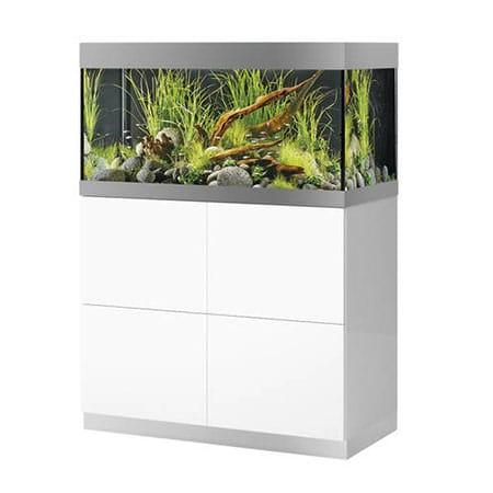 Oase HighLine 200 aquarium met meubel wit
