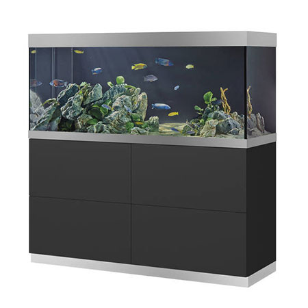 Oase HighLine 400 aquarium met meubel antraciet