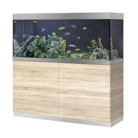 Oase HighLine 400 aquarium met meubel eiken