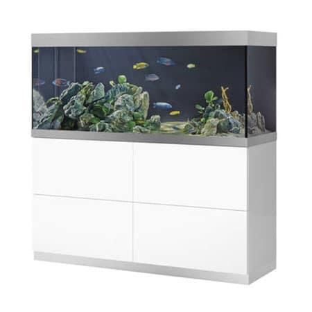 Oase HighLine 400 aquarium met meubel wit
