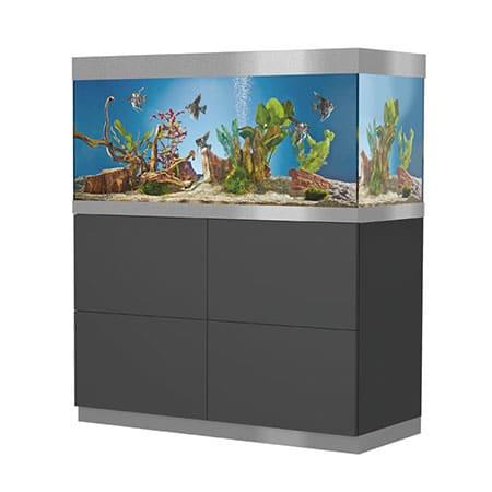 Oase HighLine 300 aquarium met meubel antraciet