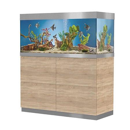 Oase HighLine 300 aquarium met meubel eiken