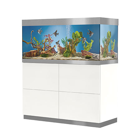 Oase HighLine 300 aquarium met meubel wit