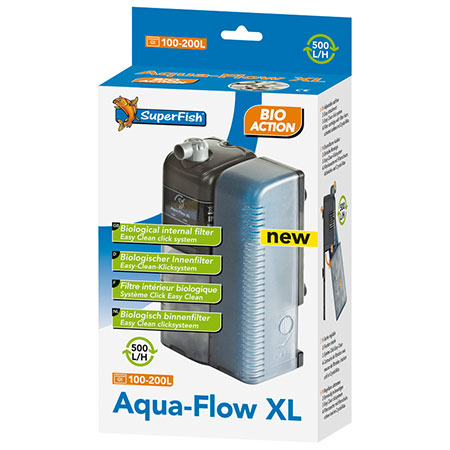 Superfish Aqua-Flow XL Bio Filter 500 l/h