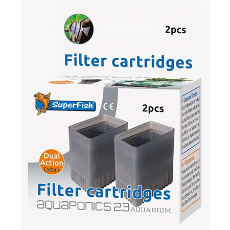 SuperFish Cartridge Aquaponics 23