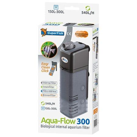 Superfish Aqua-Flow 300 Binnenfilter 540 l/h