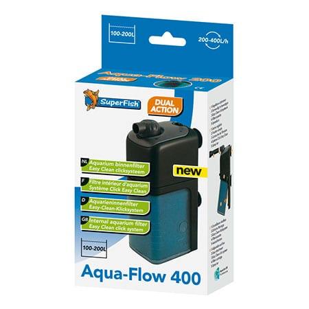 Superfish Aqua-Flow 400 Binnenfilter 800 l/h