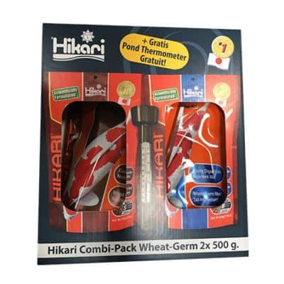 Hikari Wheat-Germ Actiepakket – met gratis thermometer