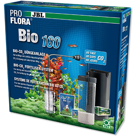JBL ProFlora Bio160 – CO2 bemesting