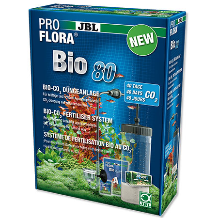 JBL ProFlora Bio80 – CO2 bemesting