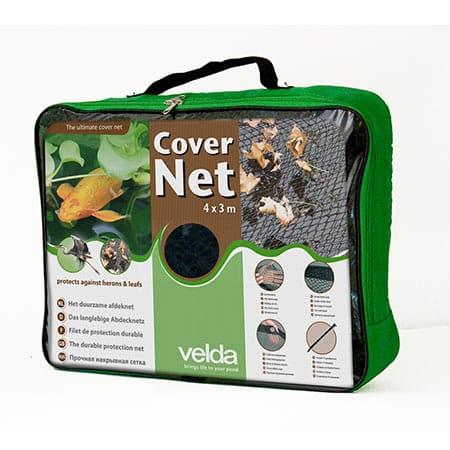 Velda Cover Net 4 x 3 meter - vijverafdeknet