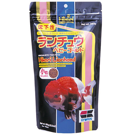 Hikari Lionhead 100 gram