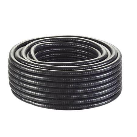 Oase spiraalslang zwart 1/2 inch