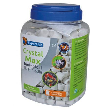 SuperFish Filtermedia Crystal Max 2 liter