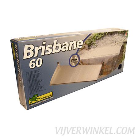 Ubbink Brisbane overloopelement 60 RVS