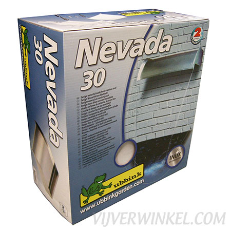 Ubbink Nevada 30 RVS waterval