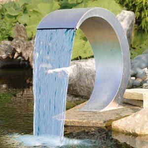 Vijverwatervallen
