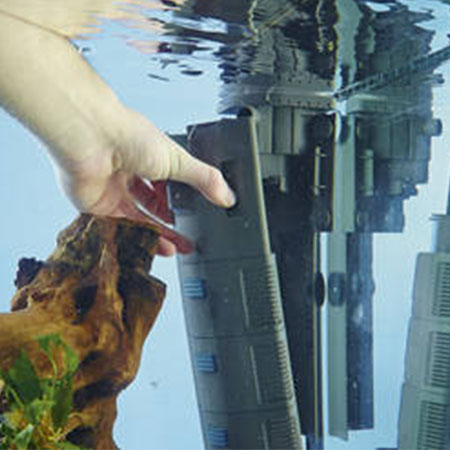Aquarium techniek