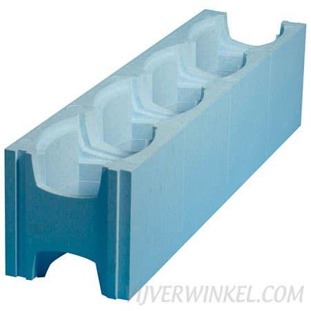 Aqua Easy ISOSTONE bouwsteen - 44 stuks