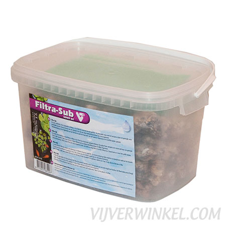 Vijvertechniek Filtermateriaal Filter-Sub 5 liter